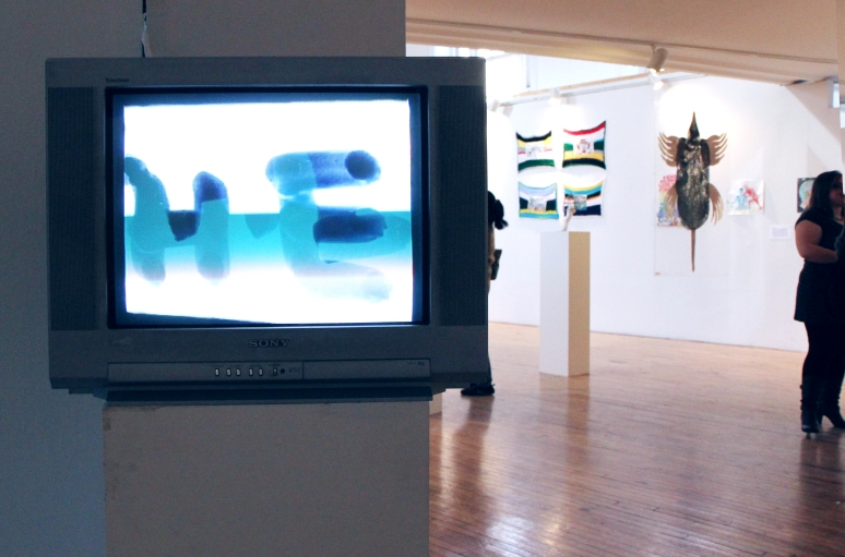 Final Exhibition, Visionary Studio, Fall 2011, It's About Time